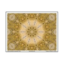 KATMA-Heilstein-Mandala ´Citrin`