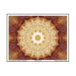 KATMA-Heilstein-Mandala ´Goldtopas`