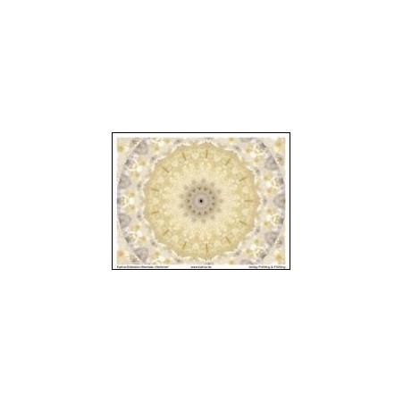 KATMA-Heilstein-Mandala ´Herkimer`