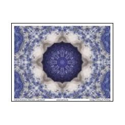 KATMA-Heilstein-Mandala ´Lapislazuli`