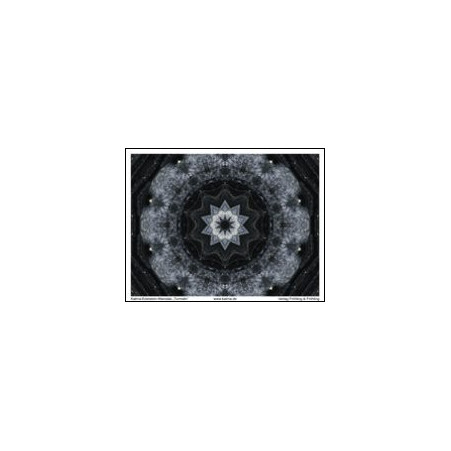KATMA-Heilstein-Mandala ´Turmalin`