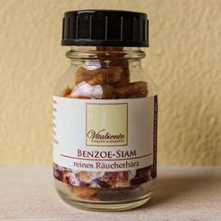 Benzoe-Siam, Reiners Räucherharz