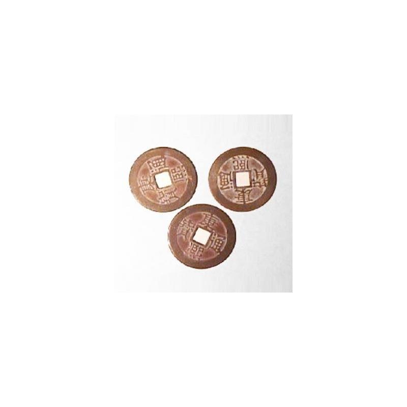 Drei I Ging Münzen Antik Vitabiente