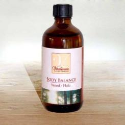 Body Balance Öl ´Holz´
