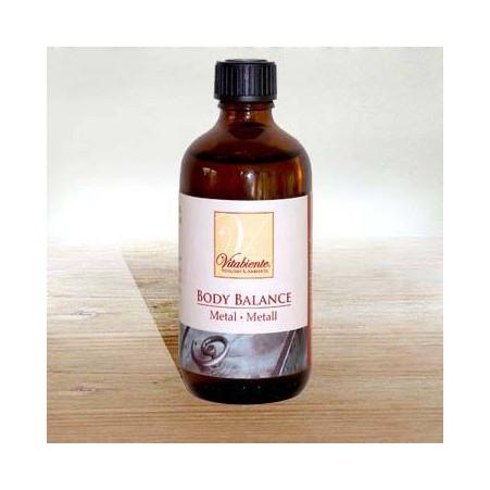 Body Balance Öl ´Metall´