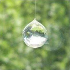 Swarovski Kristallkugel extra groß, Ø 70 mm