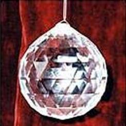 Feng Shui Kristallkugel groß, Ø 50 mm