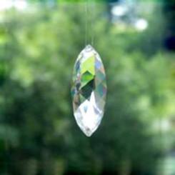 Swarovski Kristall Chi-Spirale