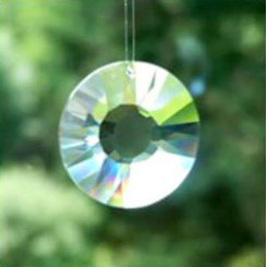 Swarovski Kristall Sonne