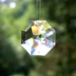 Swarovski Bagua Kristall