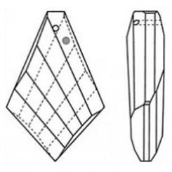 Swarovski Kristall-Topas